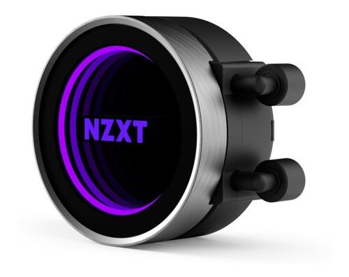 enfriamiento líquido nzxt kraken x72, 360mm   oferta