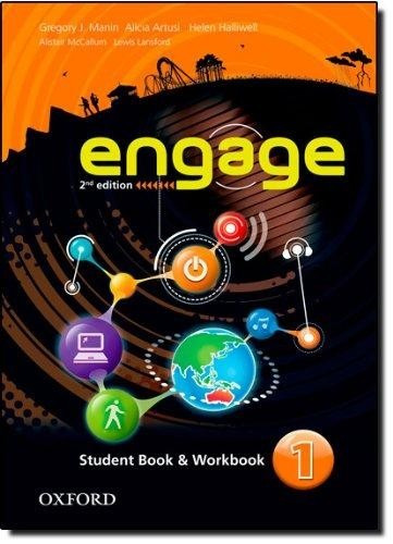 engage 1 - student book & workbook - oxford 2nd edition