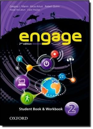 engage 2 - student book & workbook - oxford 2nd edition