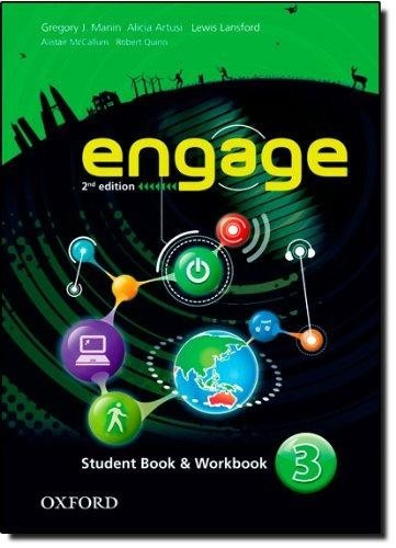 engage 3 - student book & workbook - oxford 2nd edition