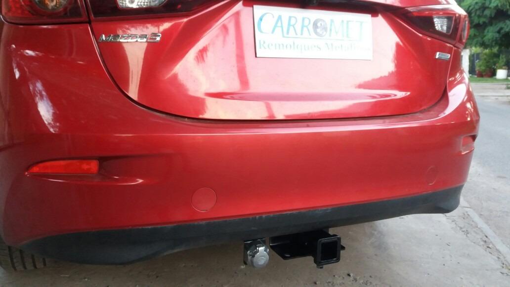 Witter Gancho De Remolque Para Mazda CX-5 2012-2017 Desmontable Barra de remolque