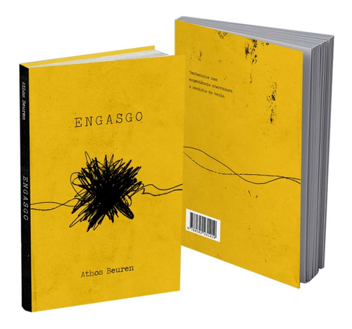 engasgo - athos beuren (livro de poesia)