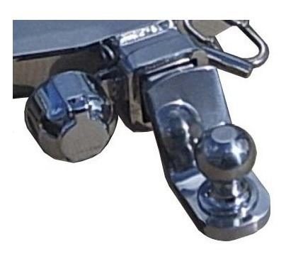 engate reboque exportação inox nova s-10 2014