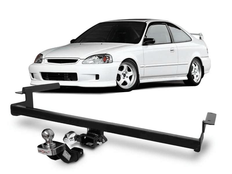 Engate Reboque Honda Civic Ex 2000 500kg Removível Inmetro. Carregando Zoom.
