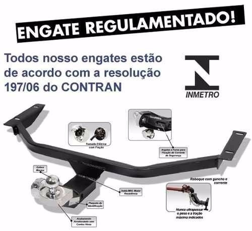 engate reboque rabicho sonic sedan 2012 2013 2014 2015 500kg