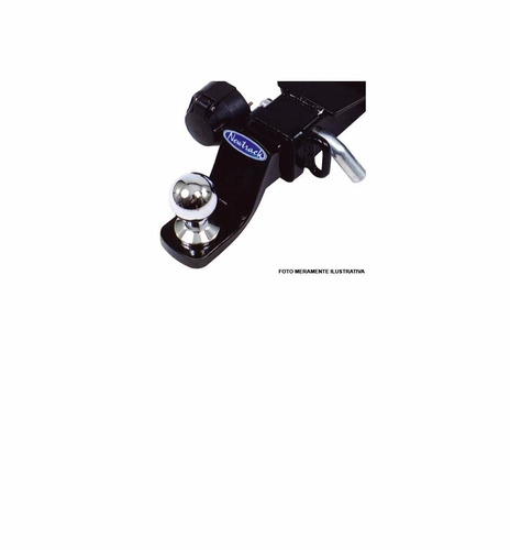 engate reboque removivel mitsubishi pajero sport até 2011