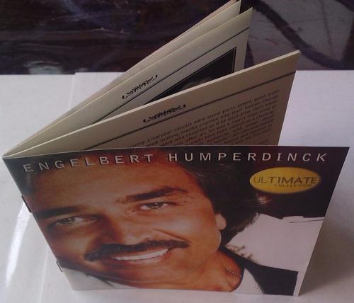 engelbert humperdinck ultimate collection cd made in u.s.a.