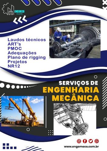 engenheiro mecânico em florianópolis e região - art's,laudos