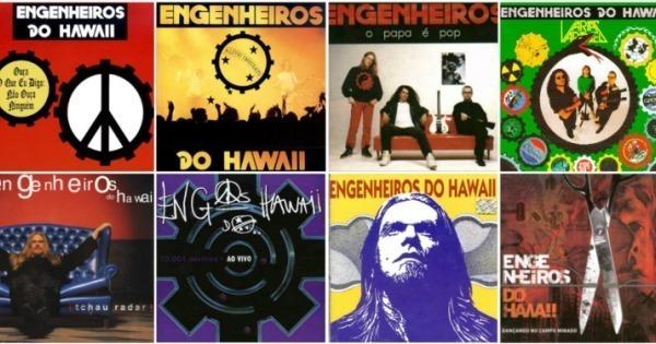 discografia engenheiros do hawaii mp3