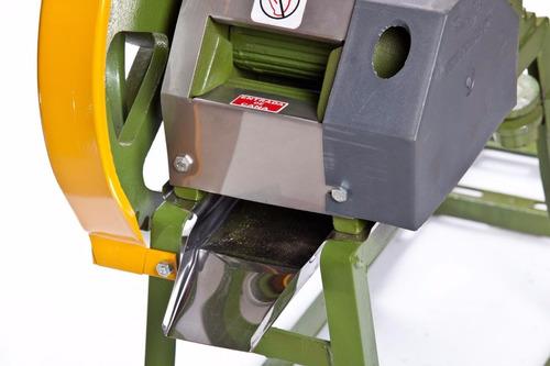 engenho de cana b120 ferro 80 lts/ hr baixo com motor botini