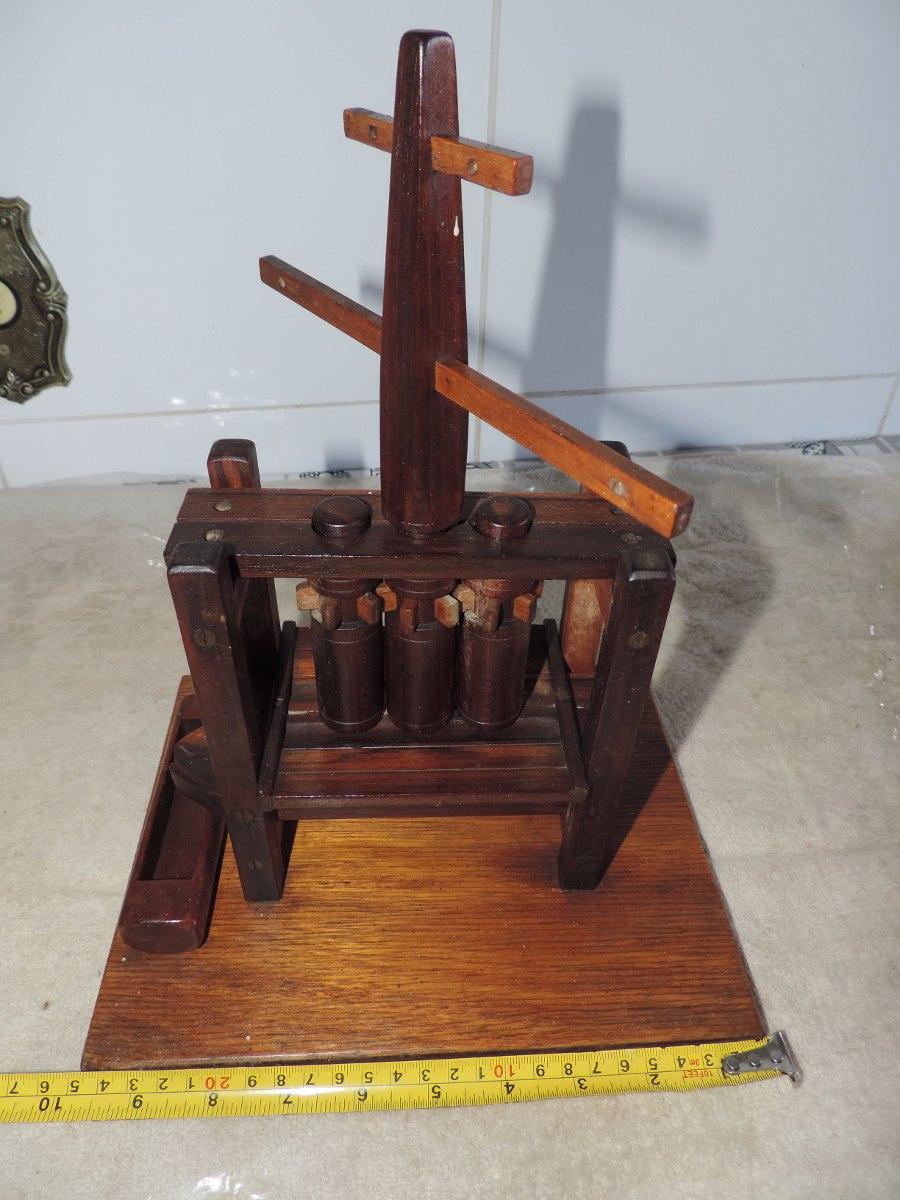 Aparador Zapatos ~ Engenho De Cana Colonial, Artesanato De Madeira R$ 298,00 em Mercado Livre
