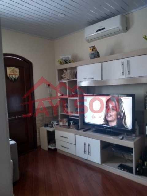 engenho de dentro  -  casa  -  3 quartos - mecv30025