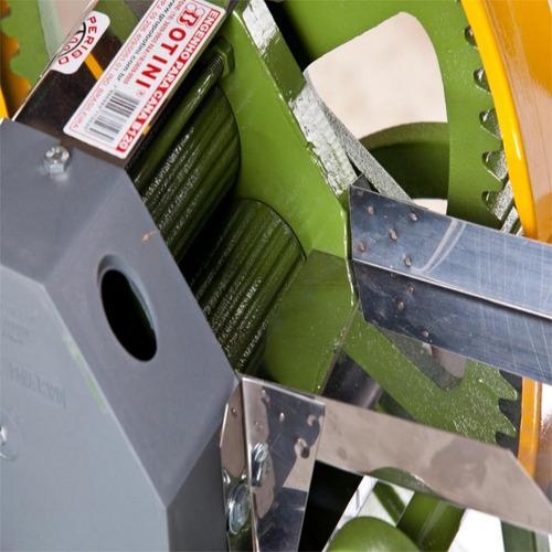 engenho moinho p/cana b120 alto sem motor - moendas em ferro