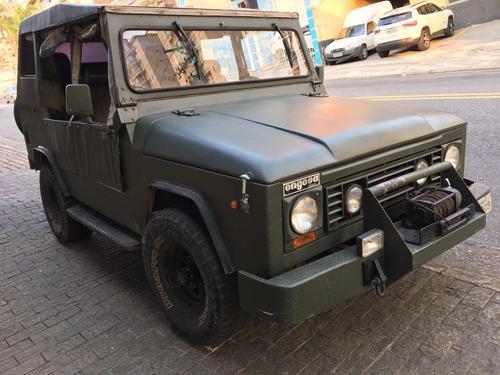 engesa jeep militar engesa envemo willys troller bandeirante
