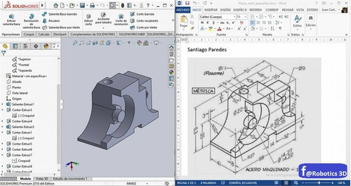 engineering tech / impresión 3d