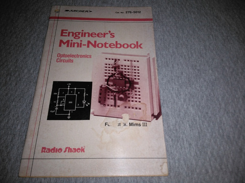 engineer´s mini notebook forrest m. mims iii radio shack !!