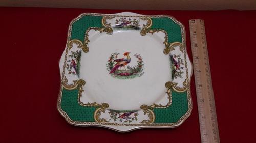 england plato d coleccion vintage stanffordshir myott's 3415