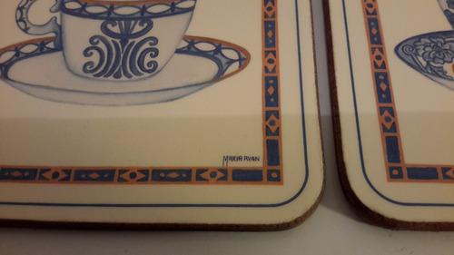 england, porta vasos diseñador maria ryan pimpernel (a201)