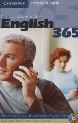 english 365 1 personal study book with audio cd - cambridge