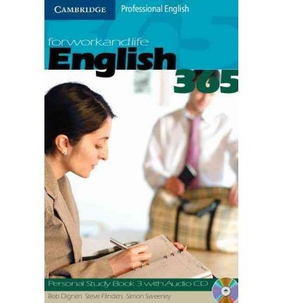 english 365 3 personal study book with audio cd - cambridge