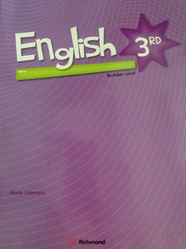 english 3er libro de ingles 3 ro