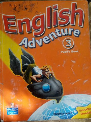 english adventure 3 (pupil's book)