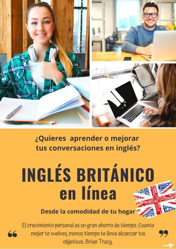 english clases whith british teacher. nuevo nro telefónico.