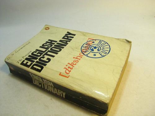 english dictionary. the penguin. g n garmonsway