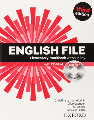 english file elementary workbook oxford
