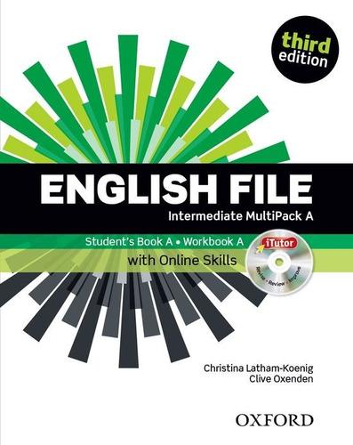english file intermediate multipack a - oxford 3ed - rincon