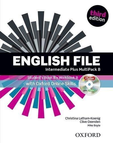 english file - intermediate plus - multipack b - oxford