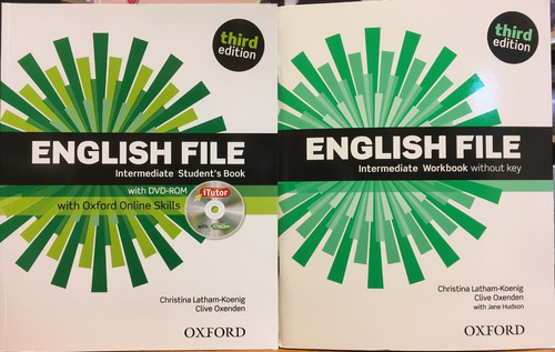 english file intermediate student s book & workbook - oxford