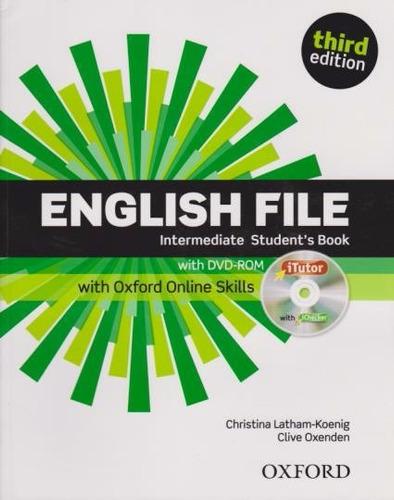 english file intermediate student's book third edition nuevo