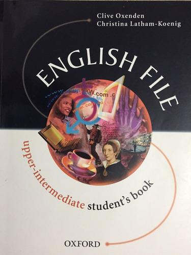 english file, upper-intermediate student's book - clive oxen