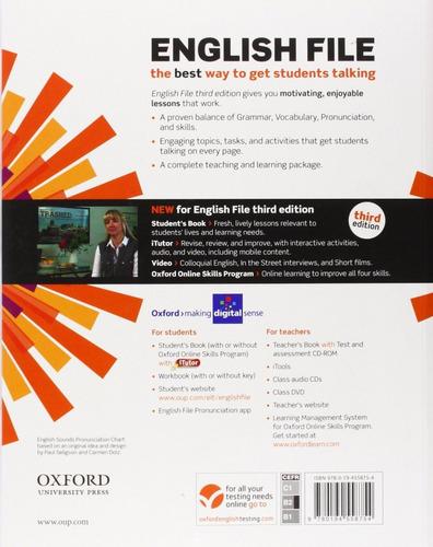 english file - upper intermediate student´s book oxford