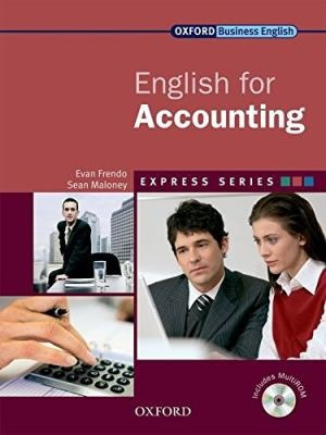 english for accounting - oxford business with cd rom