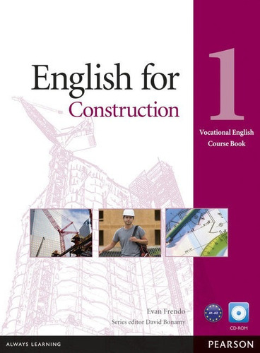 english for construction 1 with cd rom - pearson rincon 9