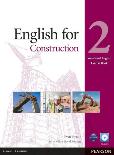 english for construction 2 with cd rom - pearson rincon 9