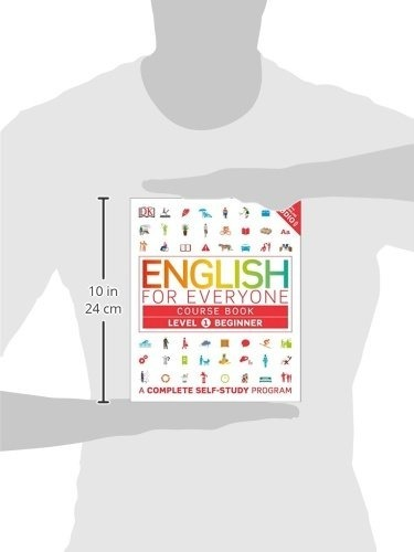 English For Everyone Level 1 Beginner, Course Book A Complet