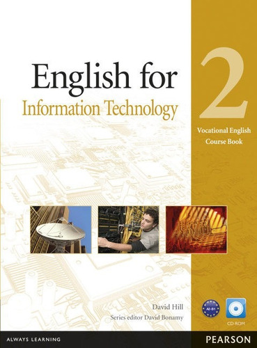 english for information technology 2 with cd rom - pearson