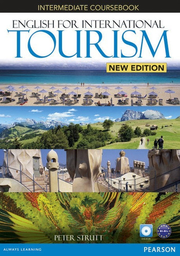 english for int tourism - coursebook - intermediate pearson