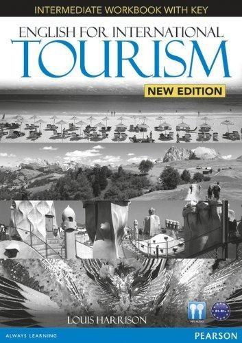 english for int tourism - workbook - intermediate  pearson