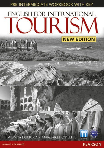 english for int tourism - workbook pre intermediate pearson