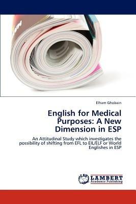 english for medical purposes: a new dimension i envío gratis