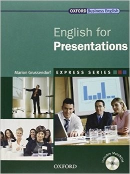 english for presentations - oxford business english rincon 9