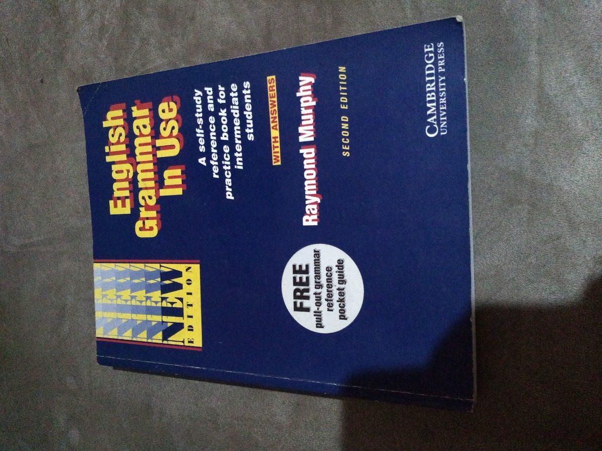 Raymond Murphy Grammar Book