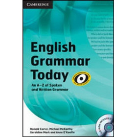 English Grammar Today - With Cd-rom