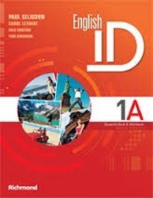 english id 1 a - student s book & workbook - richmond