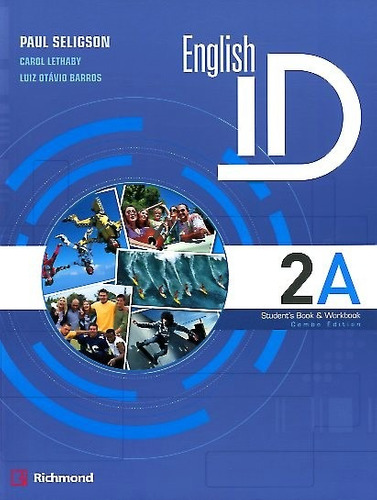 english id 2 a - student s book & workbook - richmond