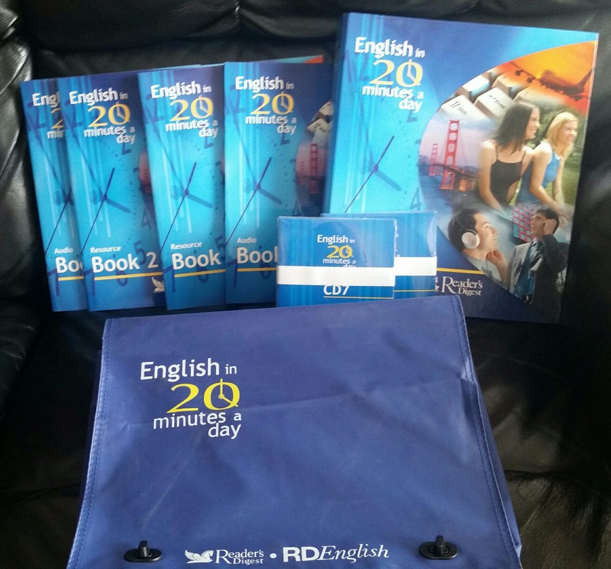 English In 20 Minutes A Day Book